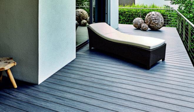 alternatief voor houten terras