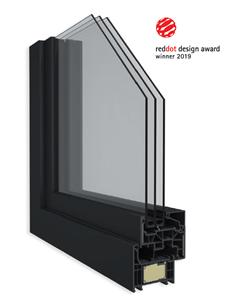 Elegant Red Dot award winner